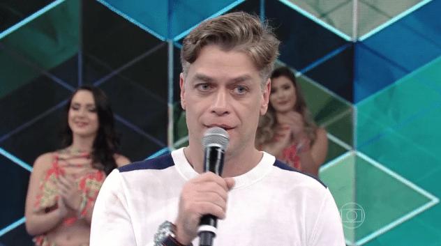 14.fev.2016 - Fábio Assunção fala sobre a superação no vício das drogas
