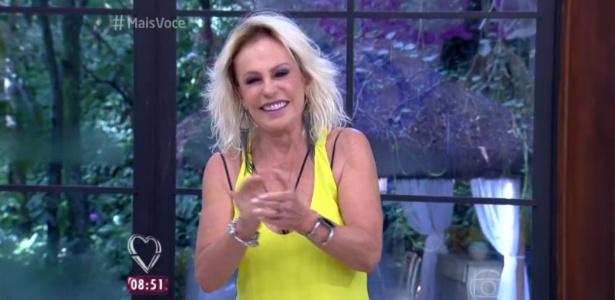 Globo corta Ana Maria Braga, chama intervalo e não volta mais - Reprodução/Globo