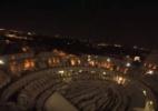 Viajantes invadem Coliseu de Roma à noite e filmam ação ilegal; veja - Reprodução/YouTube