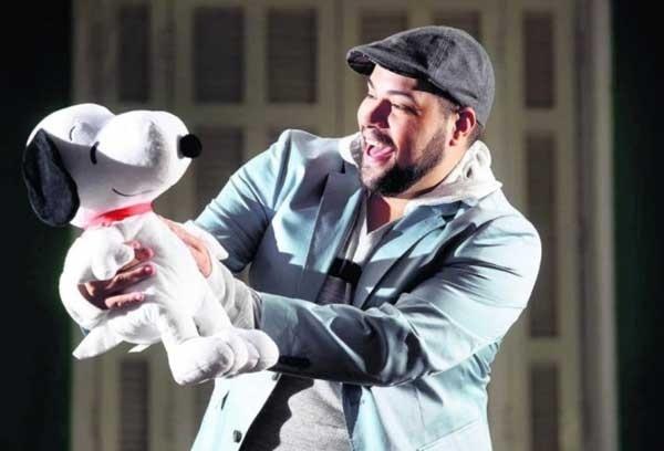 Tiago Abravanel estrela o musical