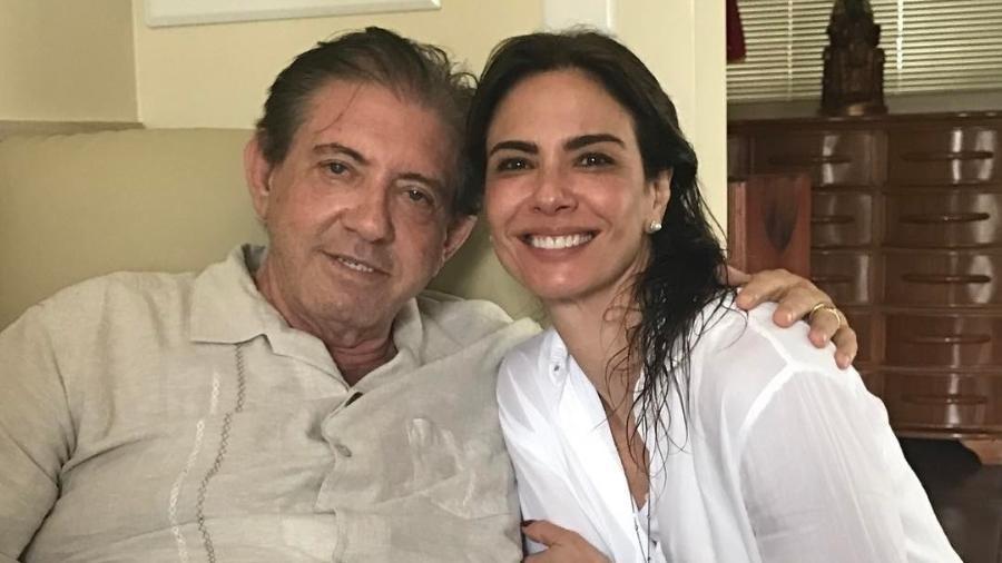 Luciana Gimenez e João de Deus - Instagram/LucianaGimenez