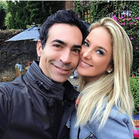 Ticiane Pinheiro e Cesar Tralli reatam namoro  - Reprodução /Instagram