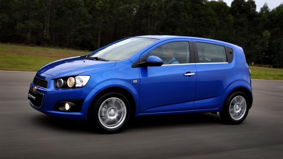 Resultado de imagem para Chevrolet Sonic