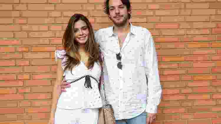 Gian Luca Ewbank e Giovanna Lancellotti foram namorados; a relação terminou ao fim de 2017 - Manu Scarpa/BrazilNews - Manu Scarpa/BrazilNews