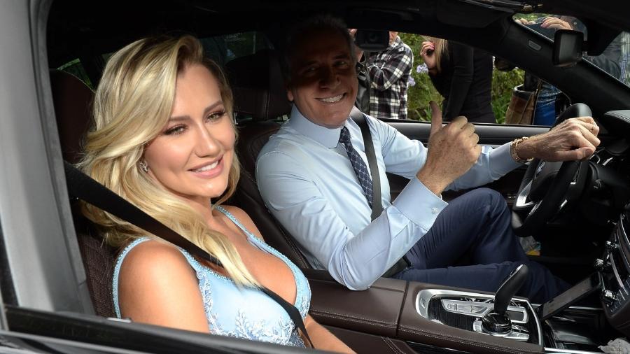 Justus vai a casamento de Ticiane Pinheiro - Francisco Cepeda e Thiago Duran/AgNews