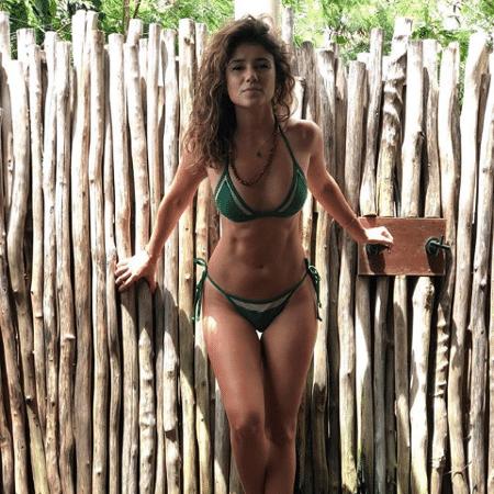 Paula Fernandes curte o calor da Indonésia - Reprodução/Instagram/paulafernandes