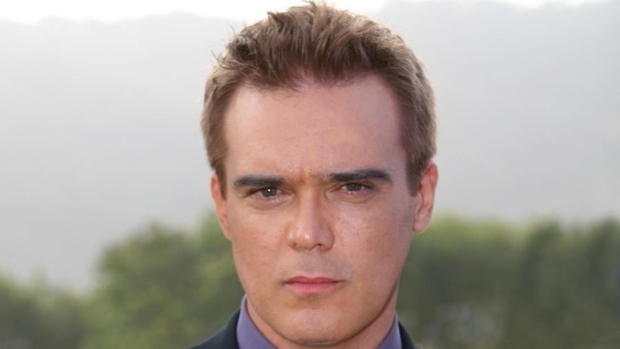 """O ator Dalton Vigh, no ar na TV em """"As Aventuras de Poliana"""", no SBT - Divulgação/Globo"""