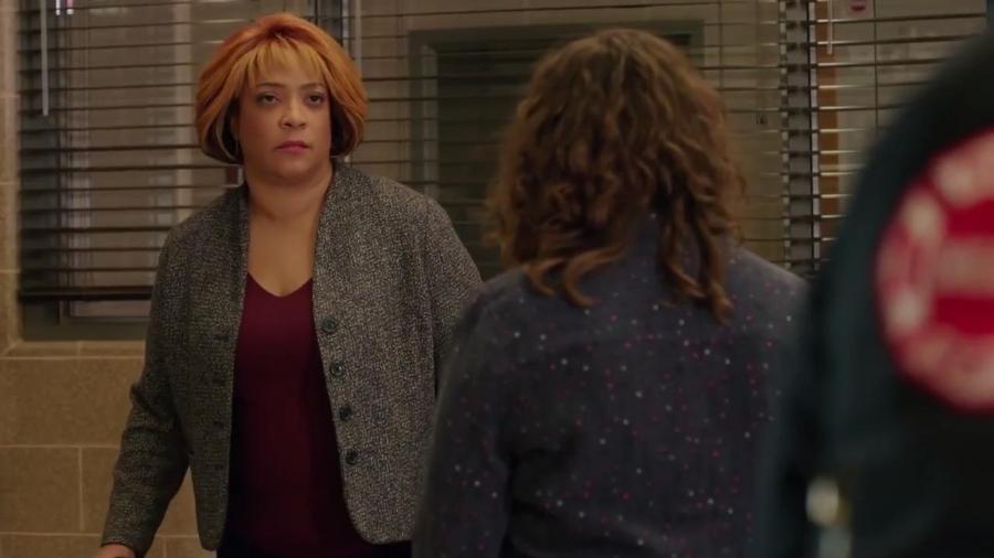 "Atriz DuShon Monique Brown atuou em ""Prison Break"" - Reprodução"