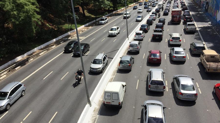 Seguro DPVAT teve redução de 68% para automóveis e de 86% para carros de passeio - Paulo Pinto/Fotos Públicas