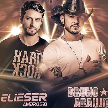 A nova dupla sertaneja Eliéser e Bruno - Instagram/Reprodução