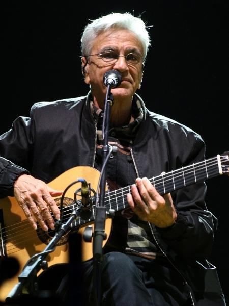 Caetano Veloso rebate Silas Malafaia - Deividi Correa/AgNews