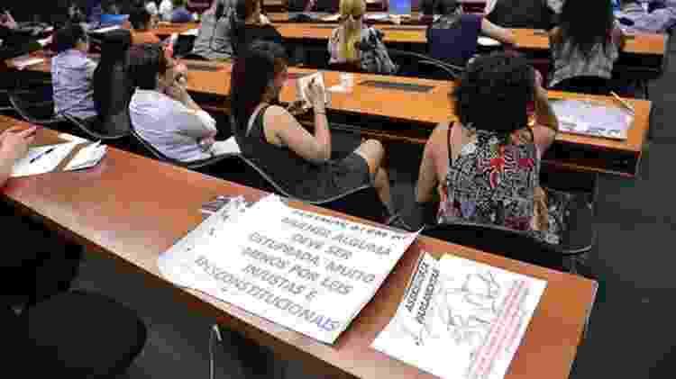As decisões sobre aborto têm sido tomadas de formas variadas pelo mundo. Na Europa, a maioria dos países descriminalizou o aborto por decisões dos parlamento. Já nos EUA, Canadá e América Latina, o Judiciário tem tido papel de destaque no debate - Wilson Dias/Agência Brasil - Wilson Dias/Agência Brasil