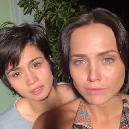 Nanda Costa e Letícia Colin - Reprodução/Instagram