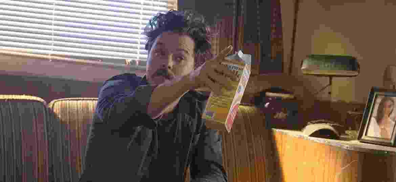 """Clayne Crawford como Martin Riggs na série """"Máquina Mortífera"""" - Divulgação"""