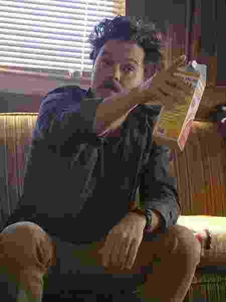 """Clayne Crawford como Martin Riggs na série """"Máquina Mortífera""""; ator deixou a série após problemas nos bastidores - Divulgação"""