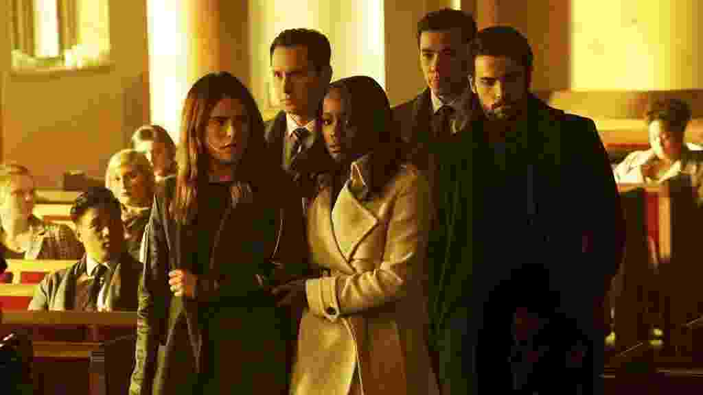 "Cena de ""How To Get Away With Murder"" - Divulgação/Netflix"