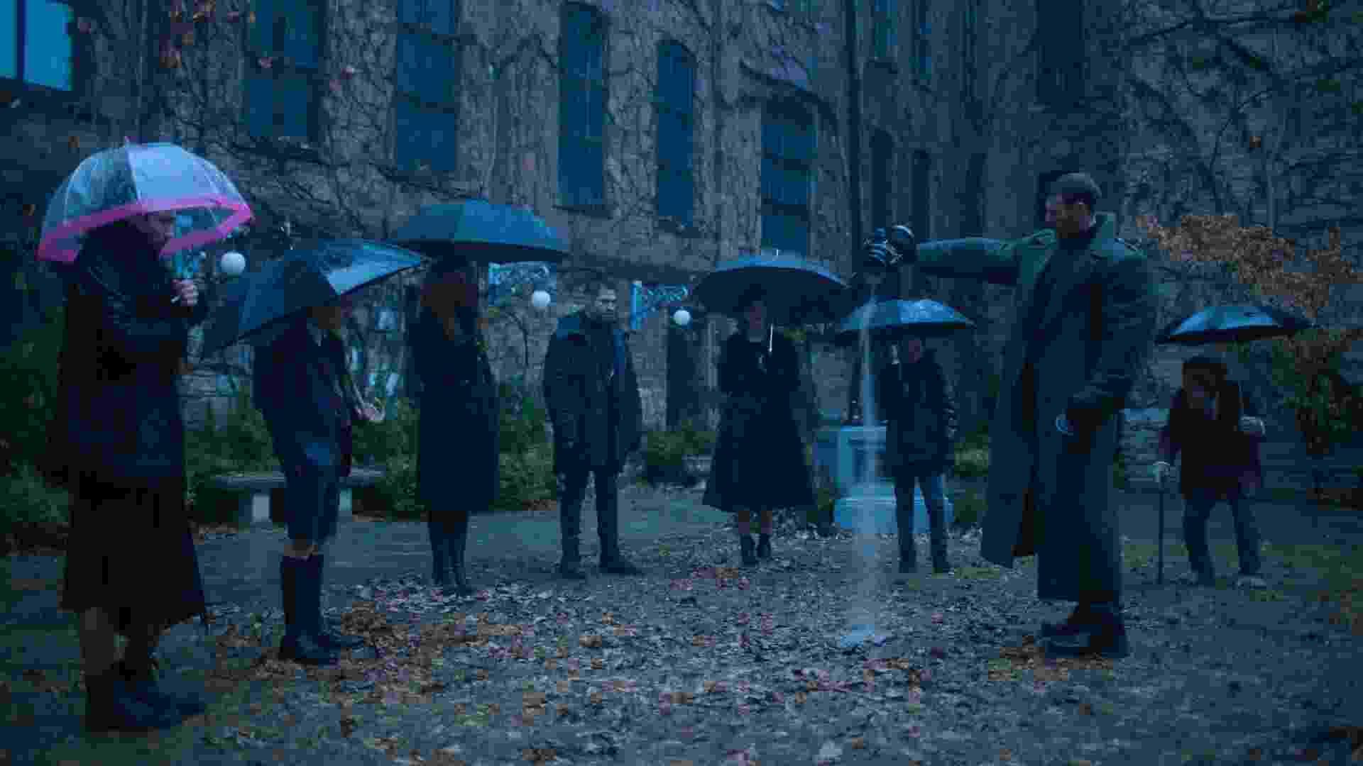 """""""The Umbrella Academy"""": Netflix divulga primeiras imagens oficiais da série - Divulgação"""