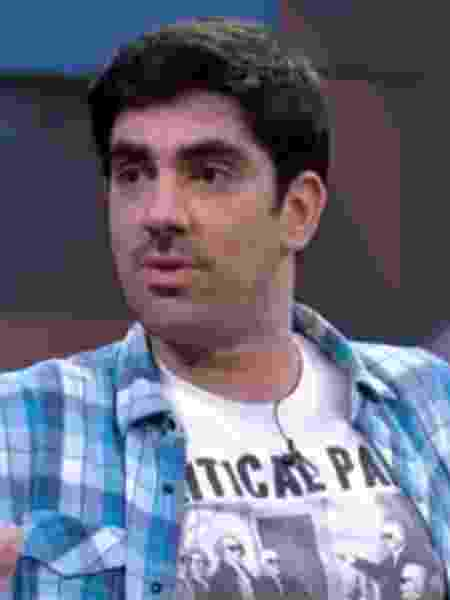 Marcelo Adnet - Reprodução/Globo