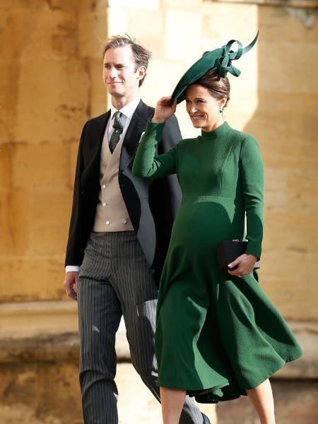 James Matthews e Pippa Middleton - Adrian Dennis - WPA Pool/Getty Images