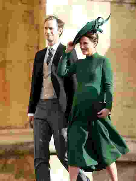 James Matthews e Pippa Middleton - Adrian Dennis - WPA Pool/Getty Images