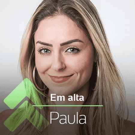 Paula alta - Arte/UOL - Arte/UOL