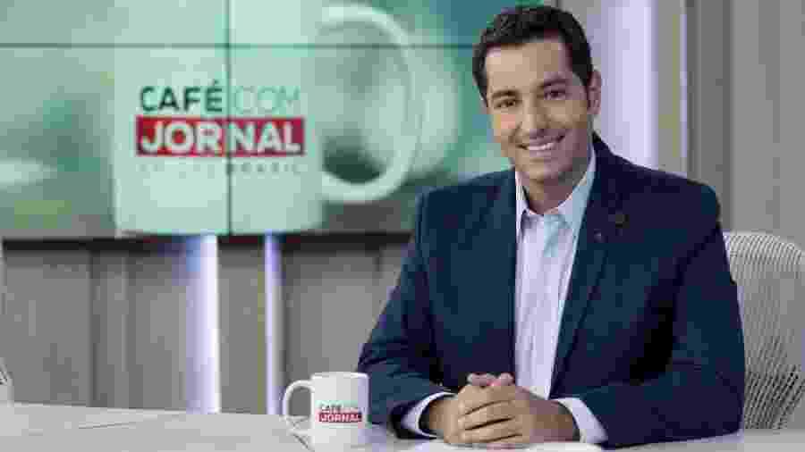 Luiz Megale, como novo jornal, também vai entrar nas manhãs da Band - Band