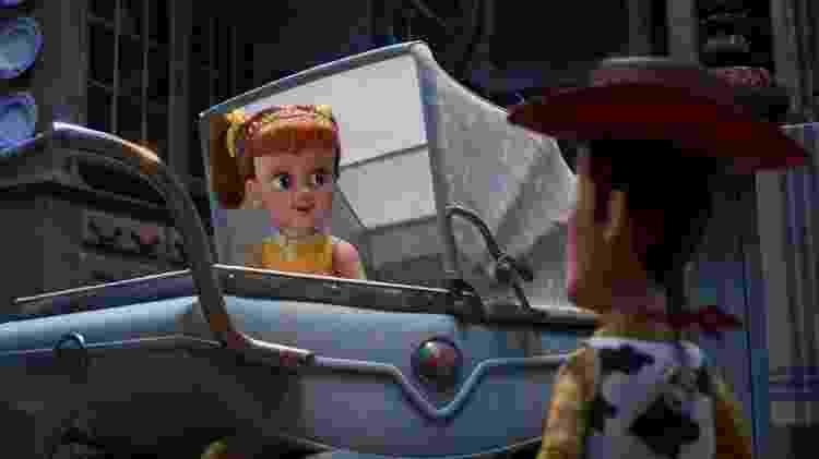 A vilã Gabby Gabby, outra boa surpresa de Toy Story 4 - Divulgação/Disney/Pixar