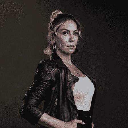 Fabiula Nascimento vive atriz em Sessão de Terapia  - Globoplay/Divulgação