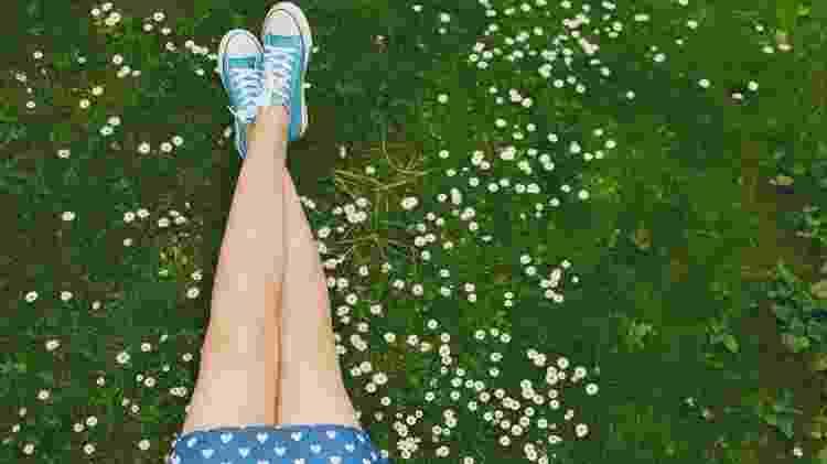 pernas de mulher - SrdjanPav/iStock - SrdjanPav/iStock