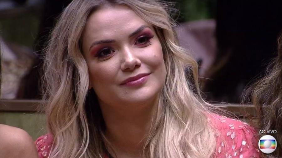 Marcela é a 12ª eliminada do BBB 20 - Reprodução/TV Globo
