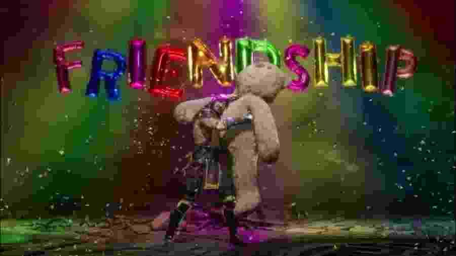 Friendship está de volta em Mortal Kombat - Reprodução