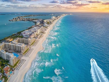 O retorno tímido e cauteloso do turismo em Cancun - 10/06/2020 ...