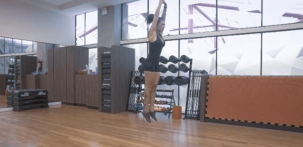 Treino em Casa #33: exercícios para acelerar seu metabolismo – UOL