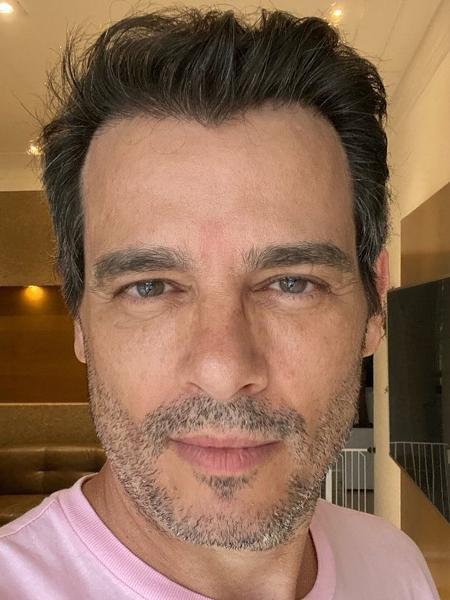 Celso Portiolli publicou foto no Instagram - Reprodução/Instagram @celsoportiolli