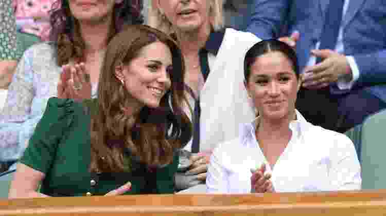 Kate e Meghan - Getty Images - Getty Images