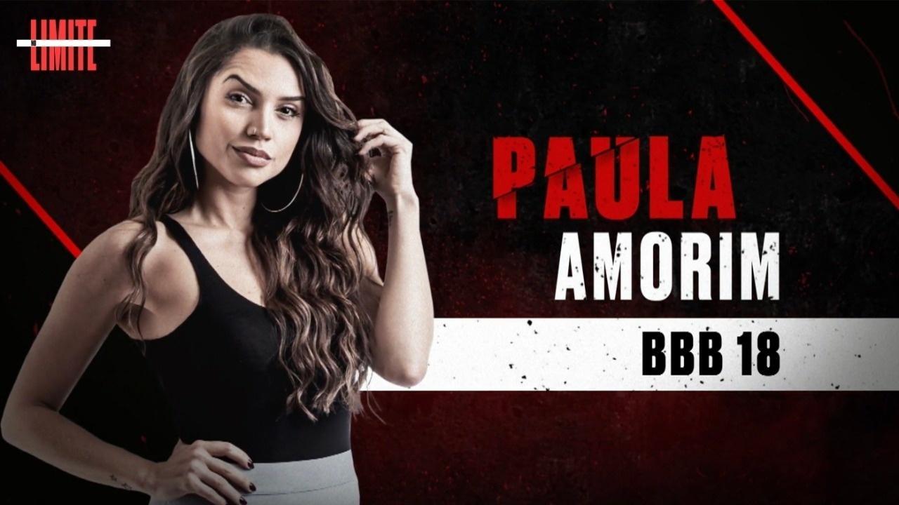 La partecipazione di Paula Amorim a BBB 18 - Globo Publishing