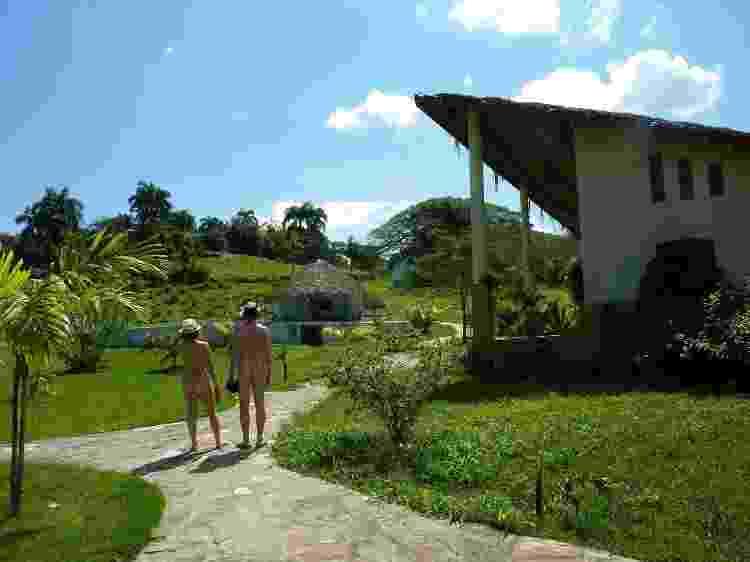New Cambium, condomínio naturista da República Dominicana - Reprodução/Facebook - Reprodução/Facebook