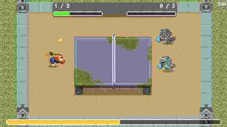 Game do Google Ilha dos Campeões - Reprodução/START - Reprodução/START