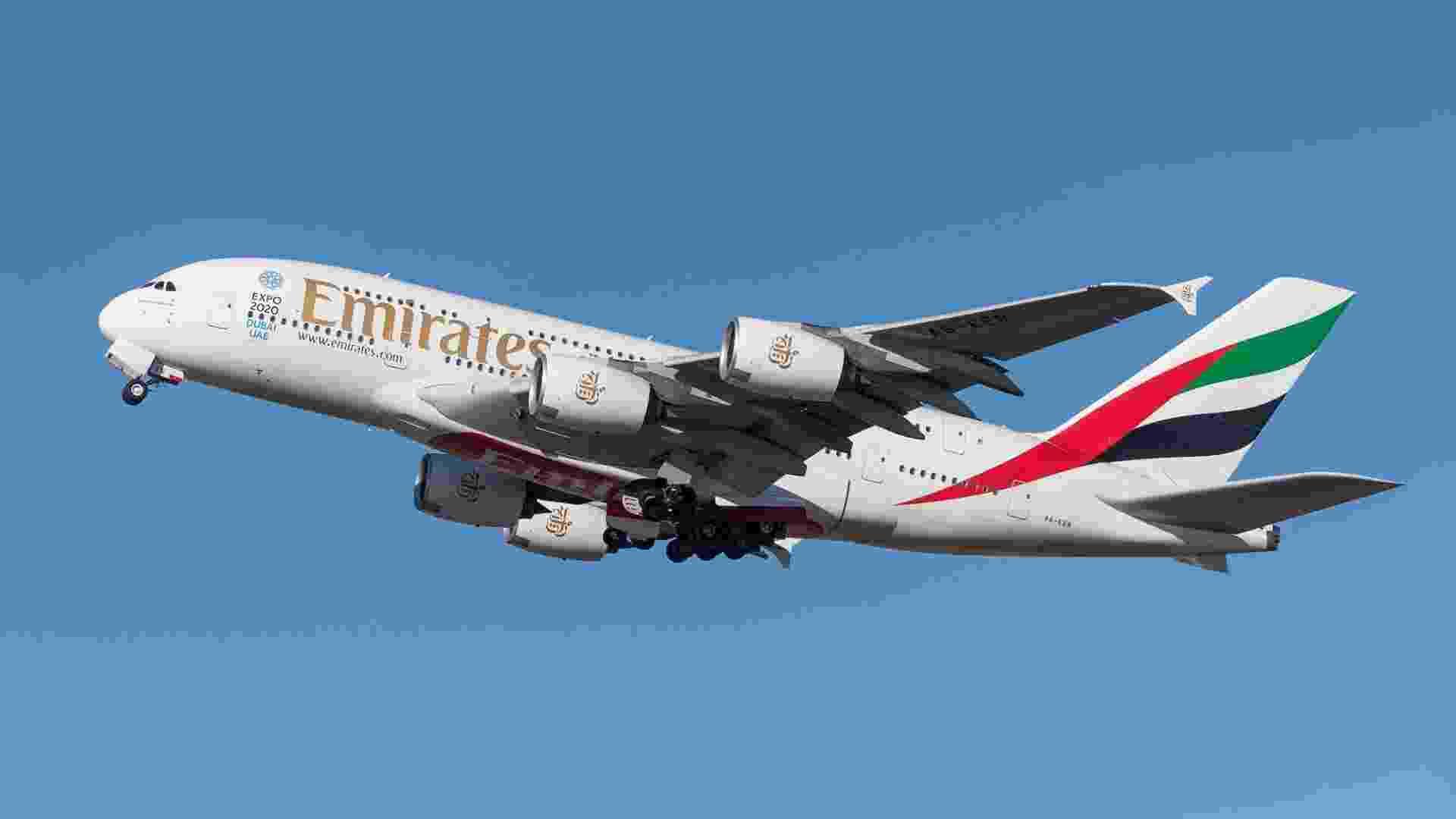 Para chegar a Dubai, o adolescente invadiu um avião da companhia Emirates - Julian Herzog/Creative Commons
