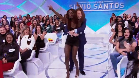 26.jun.2016 - Silvio Santos