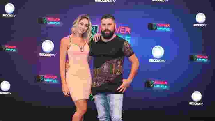A ex-panicat Carol Narizinho e o empresário Mateus Boeira - Thiago Duran/AgNews  - Thiago Duran/AgNews