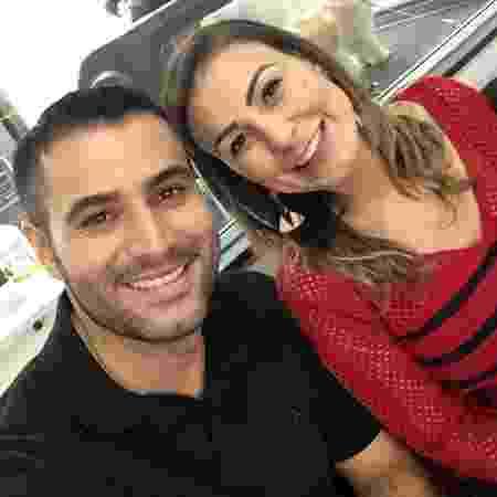 Andressa Urach e Tiago Costa - Reprodução/Instagram/andressaurachoficial