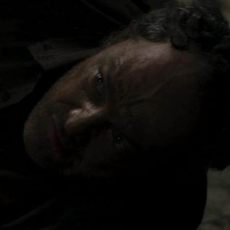 """Jonas (Eucir de Souza) morre em explosão no primeiro capítulo de """"O Outro Lado do Paraíso"""" - Reprodução/O Outro Lado do Paraíso/Gshow"""