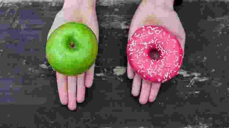 Doce e fruta/ Dieta/ Evitar doces  - iStock - iStock
