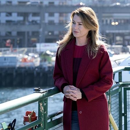 """Ellen Pompeo em cena de """"Grey""""s Anatomy"""" - Divulgação"""