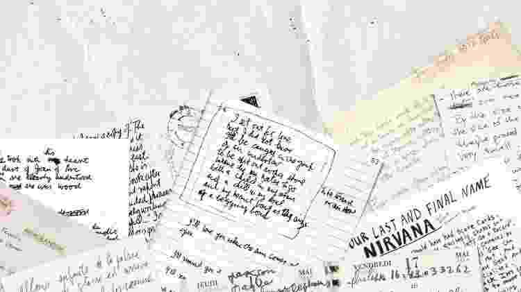 """Imagem ilustrativa do site """"Songwriters Fonts"""" - Reprodução - Reprodução"""
