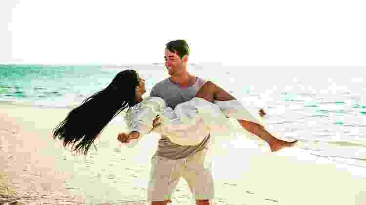 Simaria e o marido curtem as Ilhas Maldivas - Reprodução/Instagram - Reprodução/Instagram