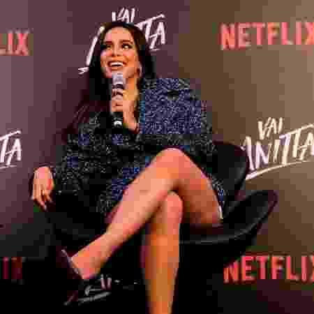 "Anitta fala sobre sua série para a Netflix, ""Vai Anitta"" - Alexandre Schneider/Netflix"