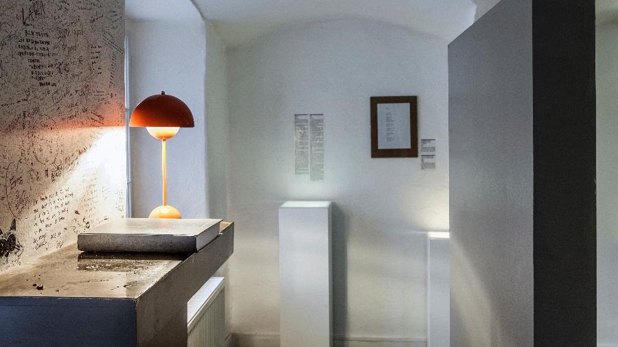 Museu dos Relacionamentos Rompidos aborda amor em tempos, em Zagreb, na Croácia - Divulgação/Mare Milin