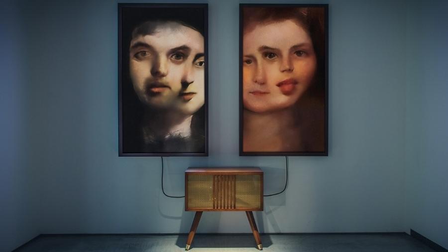 """A obra """"Memories of Passersby I"""", de Klingemann - Sotheby""""s"""